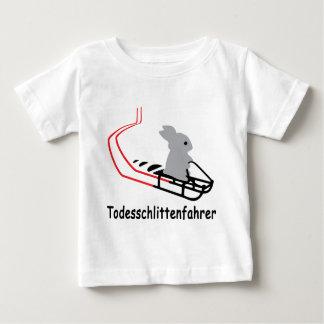Hase Todesschlittenfahrer icon Baby T-Shirt