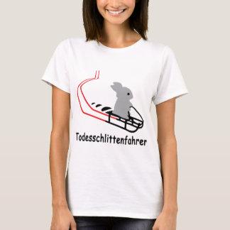Hase Todesschlittenfahrer icon T-Shirt