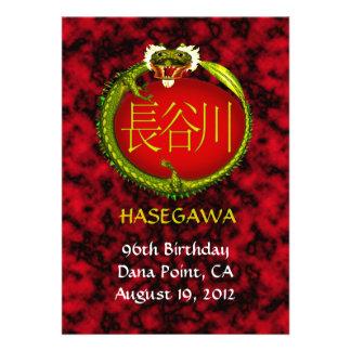 Hasegawa Monogram Dragon Invite