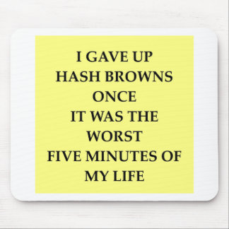 HASH jpg Mouse Pad