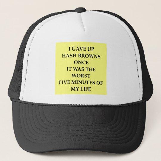 HASH.jpg Trucker Hat