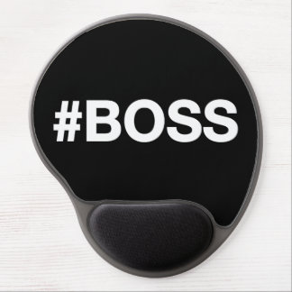 Hash-tag Boss Gel Mouse Pad