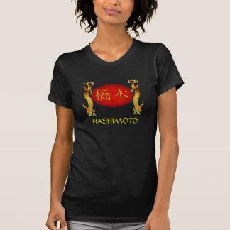 Hashimoto Monogram Dragon Tshirt