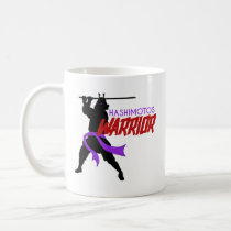 Hashimotos Thyroid Disease Awareness Warrior Mug