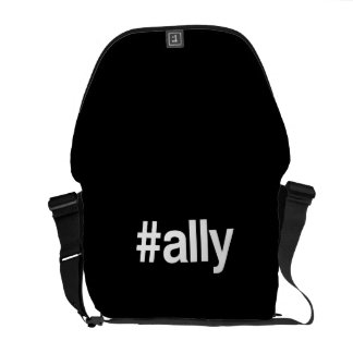 HASHTAG ALLY COURIER BAGS