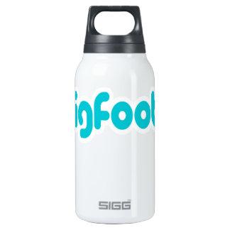 Hashtag Bigfoot Thermos Water Bottle