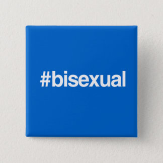 HASHTAG BISEXUAL BUTTON