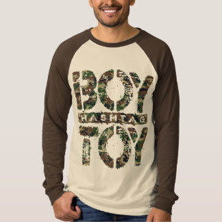 Hashtag BOY TOY - A Lover For Social Sharing, Camo Shirt