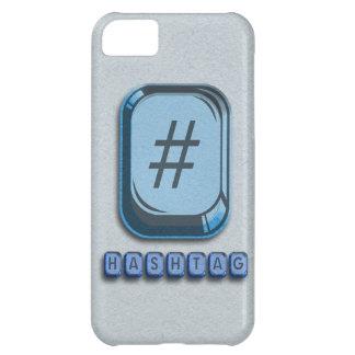 Hashtag Case For iPhone 5C