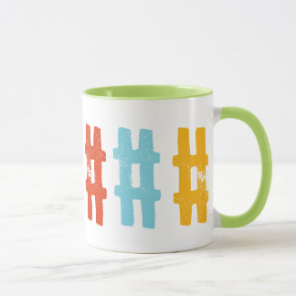 hashtag everyday mugs