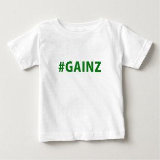 Hashtag Gainz Baby T-Shirt