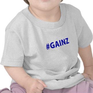 Hashtag Gainz Tshirts