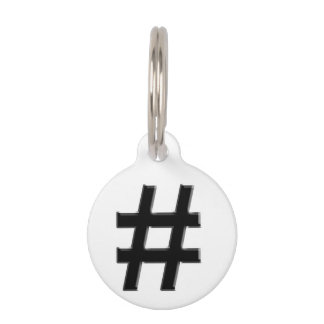 #HASHTAG - Hash Tag Symbol