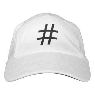 Hashtag Headsweats Hat