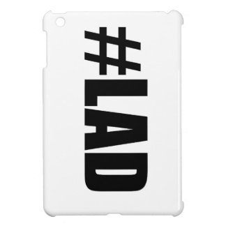 Hashtag Lad iPad Mini Cases