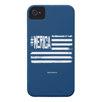 Hashtag 'Merica Flag iPhone 4 Cover