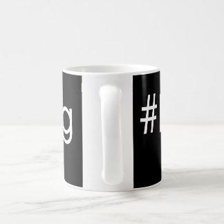 hashtag mug mug