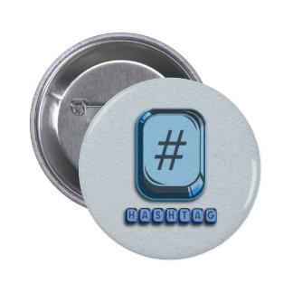 Hashtag Pins