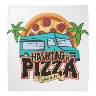 Hashtag Pizza Bandana