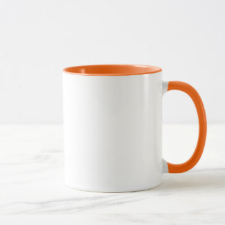 HASHTAG POWER BOTTOM MUG