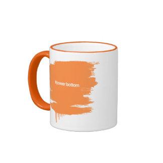 HASHTAG POWER BOTTOM COFFEE MUGS