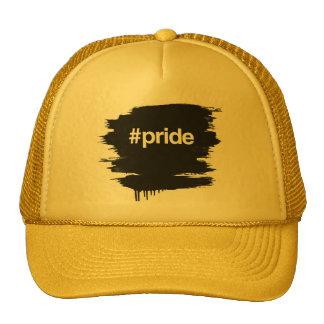 HASHTAG PRIDE TRUCKER HAT