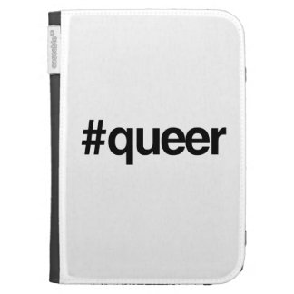 HASHTAG QUEER -.png Kindle 3G Cover
