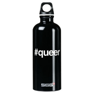 HASHTAG QUEER SIGG TRAVELER 0.6L WATER BOTTLE