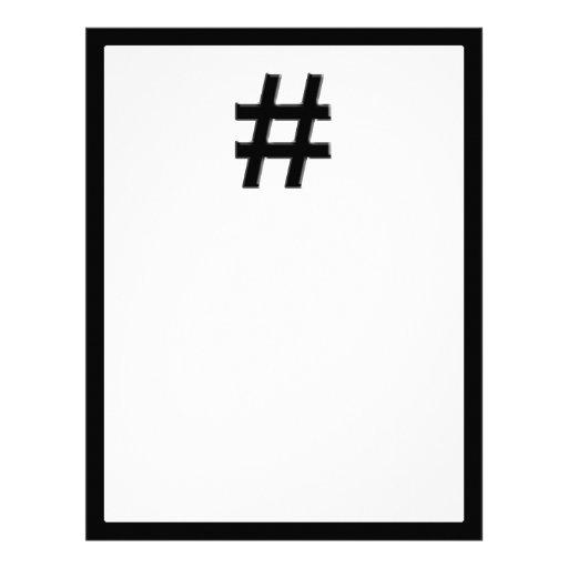 #HASHTAG - símbolo de la etiqueta del hachís