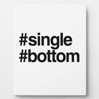 HASHTAG SINGLE BOTTOM -.png Plaques