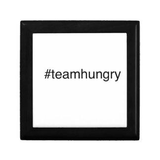 hashtag team jewelry box
