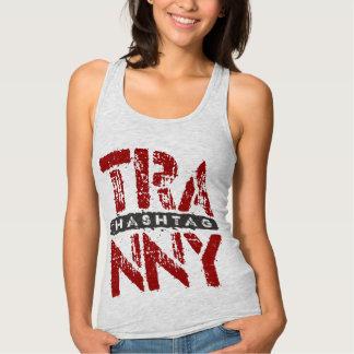 Hashtag TRANNY - I Love Rebuilt Transmissions, Red T Shirts
