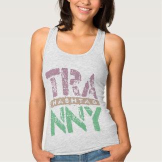 Hashtag TRANNY - Love Rebuilt Transmissions, Plum Tshirts