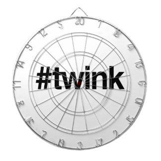 HASHTAG TWINK - .PNG TABLA DARDOS