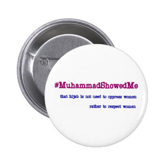 Hashtag Twitter Storm Muhammad Showed Me Button