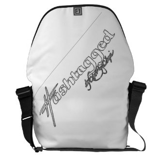 Hashtagged® Bag Courier Bags