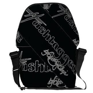 Hashtagged® Bag Messenger Bags