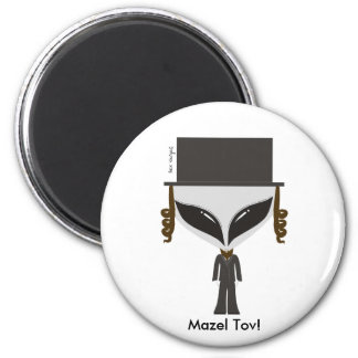 Hasidic Jew Magnet