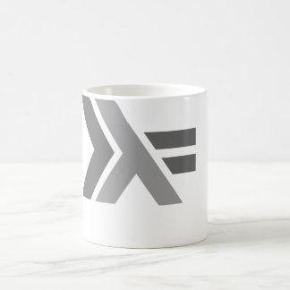 Haskell bind-rune mug