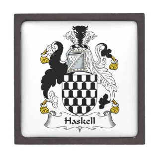 Haskell Family Crest Gift Box