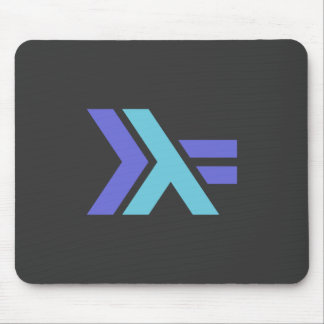 Haskell Mousepad