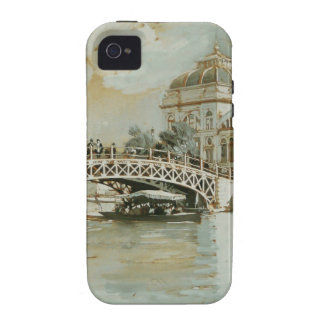 Hassam: Columbian Exposition, Chicago Case-Mate iPhone 4 Case