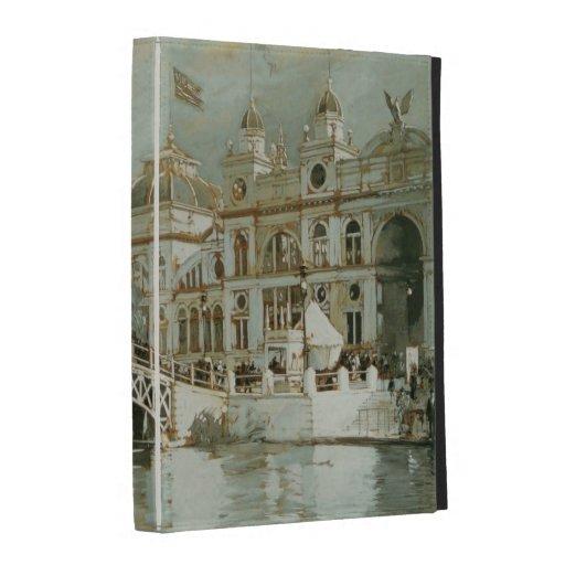 Hassam: Columbian Exposition, Chicago iPad Cases