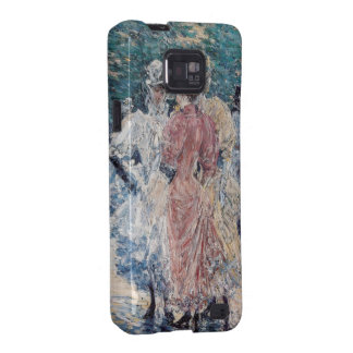 Hassam's Conversation on the Avenue Samsung Galaxy S2 Covers