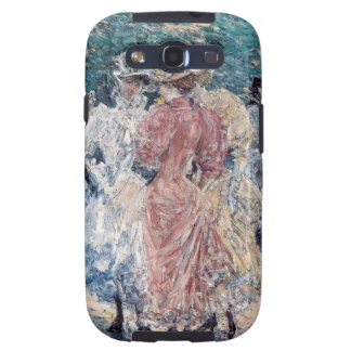 Hassam's Conversation on the Avenue Samsung Samsung Galaxy S3 Cover