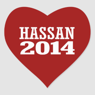 HASSAN 2014 STICKERS
