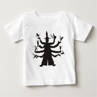 Hassidic Bottle Dance Baby T-Shirt