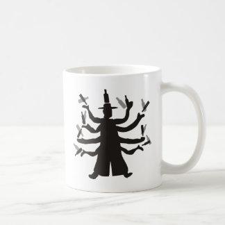 Hassidic Bottle Dance Coffee Mug
