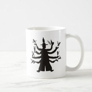 Hassidic Bottle Dance Coffee Mugs