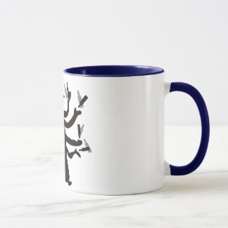 Hassidic Bottle Dance Mug
